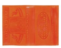 Обложка для паспорта кожаная KP 1002-66