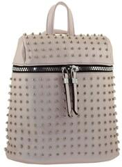 Рюкзак розовый с жемчугом B.Oalengi W 1516-5