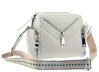 Кожаная сумка два ремешка Polina & Eiterou W 9708-18j